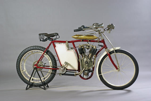 1904 Laurin & Klement Model CCR
