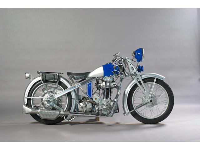1931 Ardie 484cc Silberpfeil  Frame no. SS1535 Engine no. SS1591