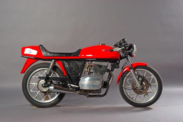 7,781 kilometres from new,1978 MV Agusta 350 Sport  Frame no. 21601998 Engine no. 21602168