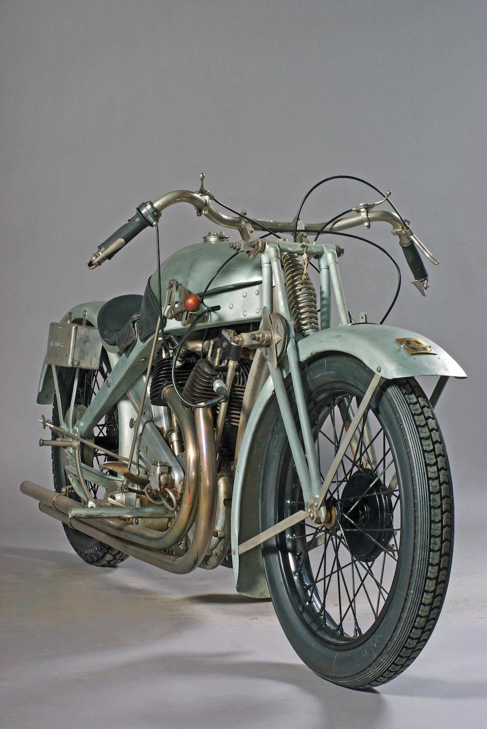 1929 Neander P3 1  Frame no. 740 Engine no. 96251