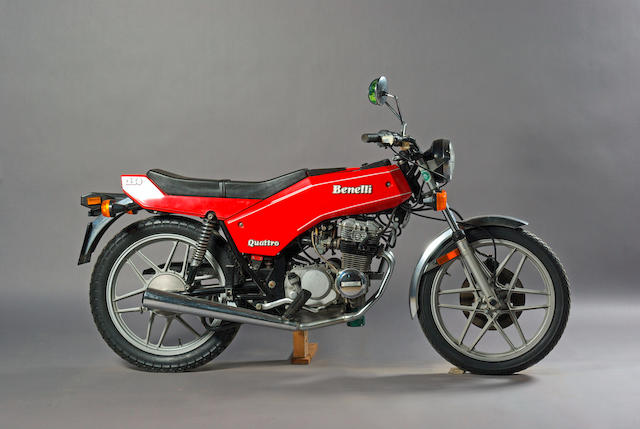1977 Benelli 250 Quattro  Frame no. 10061 Engine no. 5149