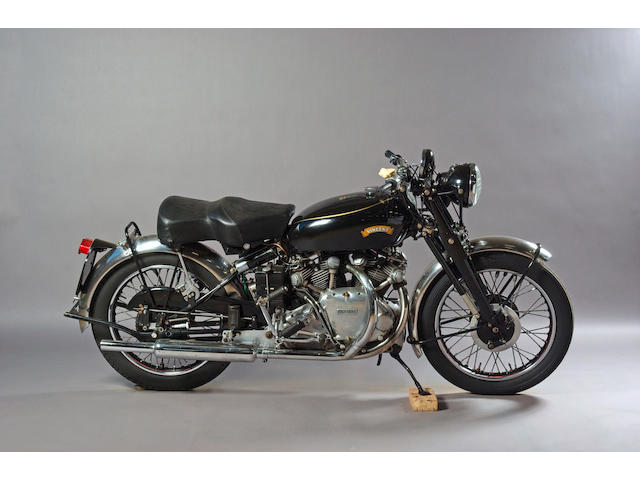 1952 Vincent 998cc Black Shadow