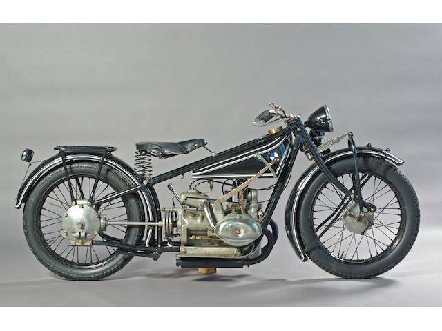 1927 BMW 500cc R47