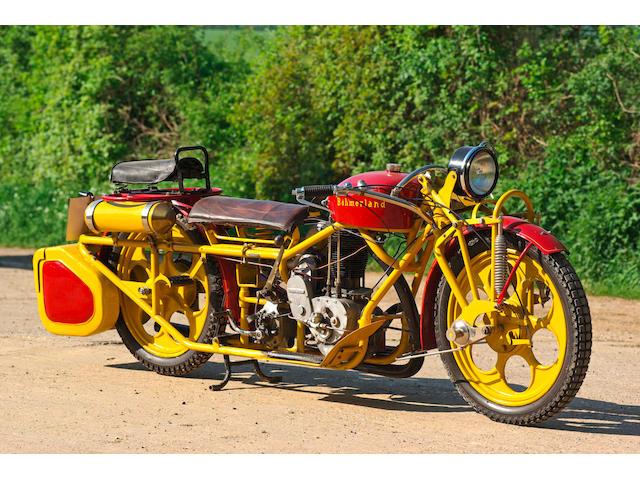 1927 Böhmerland 603cc Langtouren