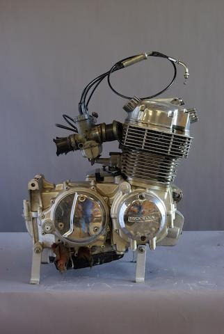 c.1969-1973 Honda CB750 engine,