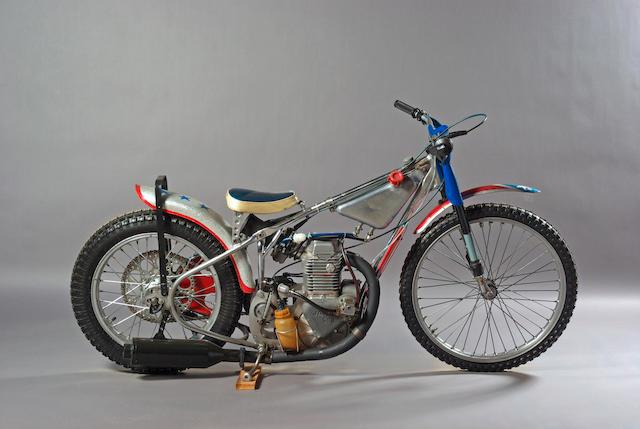 Bonhams : c 1986 Jawa Type 896/897 Speedway Racing