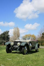 1919/20 Rolls-Royce 40/50hp Silver Ghost Alpine Eagle  Chassis no. 25 AE Engine no. L H21
