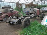 Property of a deceased's estate,1926 Rolls-Royce 20hp Tourer  Chassis no. GCK 81
