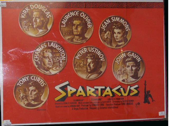 Spartacus, Universal Pictures, 1960,
