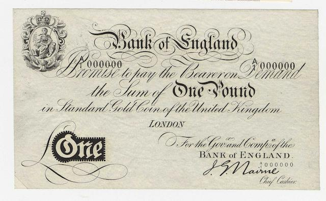 Bank of England,