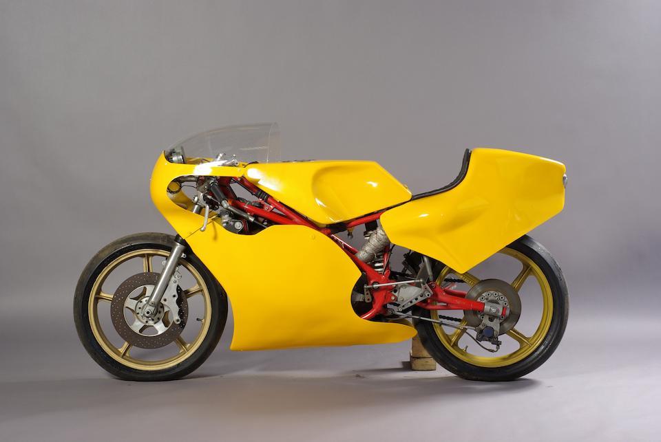 Bonhams : c 1981 Harris-Rotax 250cc Racing Motorcycle Frame