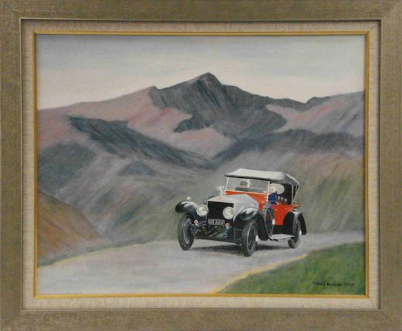 Terry Blaber, 'Rolls-Royce Silver Ghost'