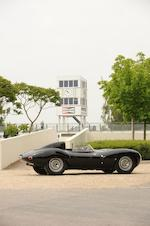 1955 Jaguar D-Type,