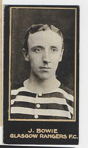 Smith Footballers (Mixed Dark & Light Blue Backs, 150), F-VG.