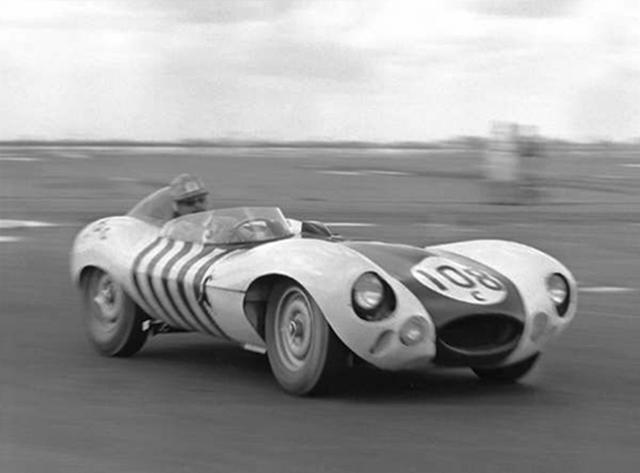 The 'first off the production line', Ex-Al Browne/Lou Brero Sr and Moores Collection,1955 3.4-Litre