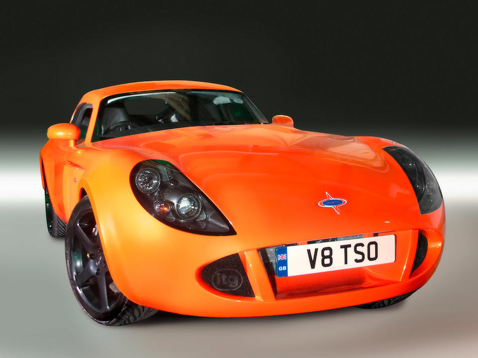 2005 Marcos TSO GT Coupé  Chassis no. to be advised
