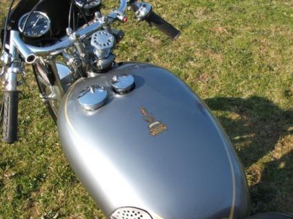 c.1951 Vincent 499cc Grey Flash Replica  Frame no. RC/1/6429 Engine no. F5AB/2A/5513