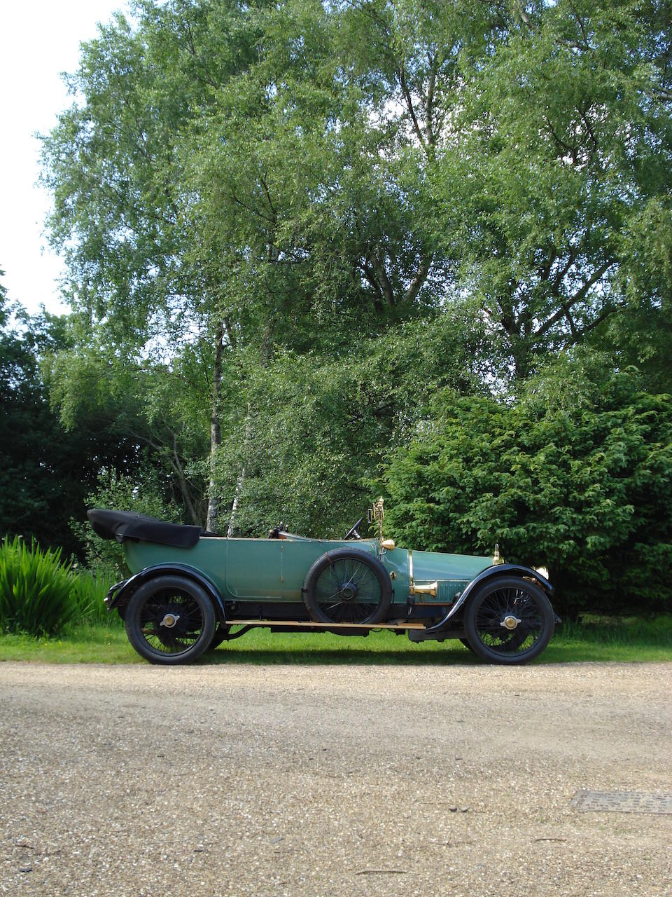 1914 Crossley 20/25hp Royal Flying Corps Model Tourer  Chassis no. 2401 Engine no. 7645