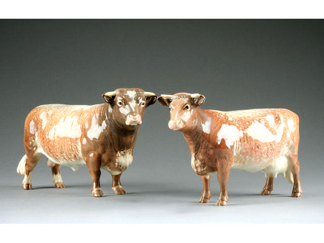 Beswick Animals Two Beswick animals