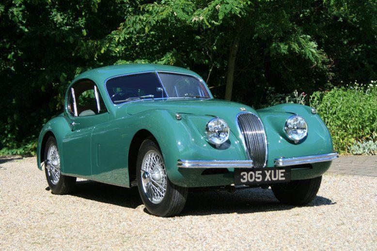 1954 Jaguar XK120SE Coupé  Chassis no. S669195 Engine no. F3215-8S