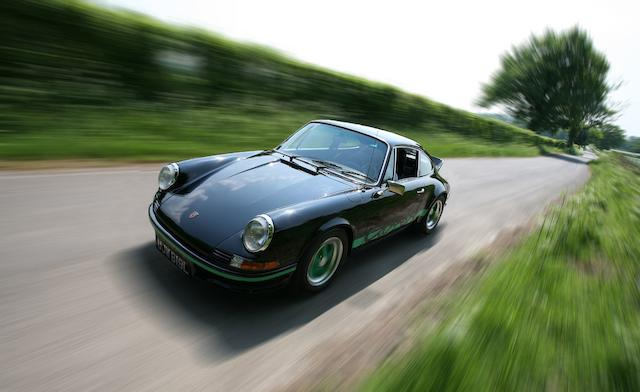 1973 Porsche 911 Carrera RS Touring Coupé  Chassis no. 9113600989 Engine no. 6630967