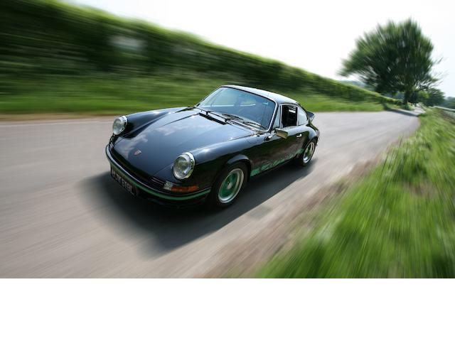 1973 Porsche 911 Carrera RS Touring Coupé 9113600989