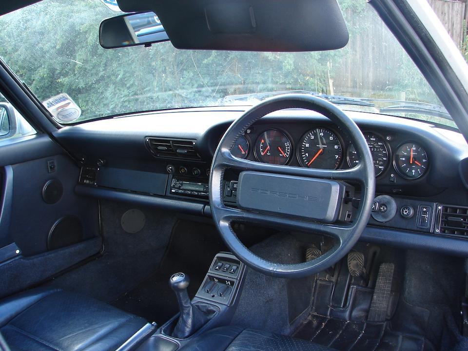 1990 Porsche 911 Carrera 4 Coupé  Chassis no. WPOZZZA962LS403558 Engine no. 62L06307