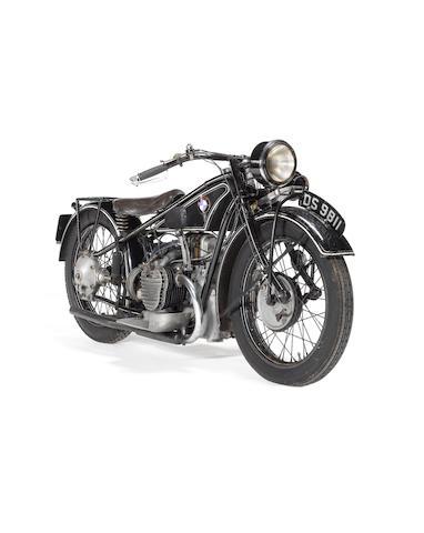 1928 BMW 486cc R52