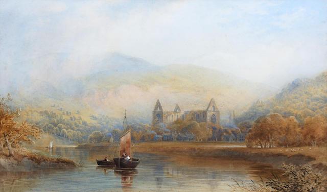 (n/a) Cornelius Pearson (British, 1805-1891) 36 x 62.5cm.