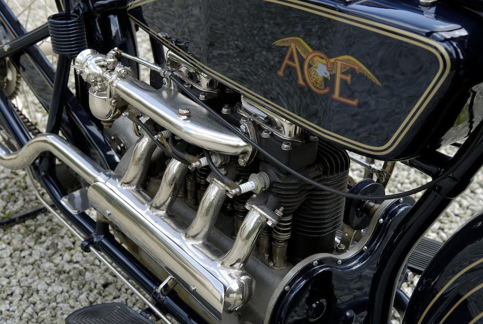 1920 Ace Four Frame no. 379112185L Engine no. A1073