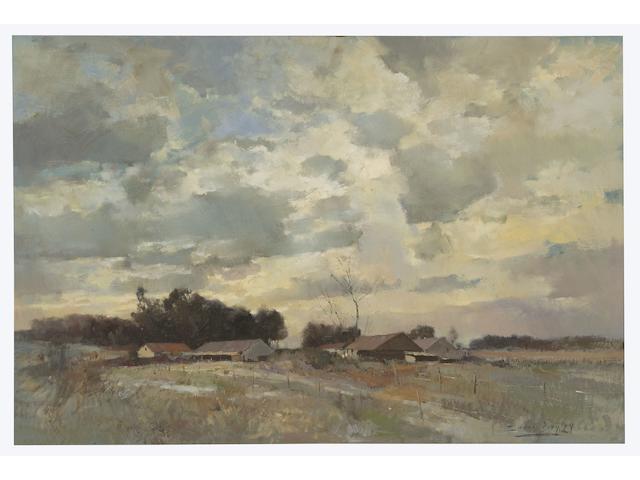 Errol Stephen Boyley (South African, 1918-2007) Landscape