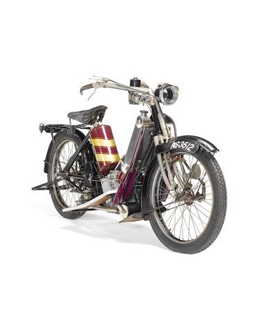 1911 Scott 497cc