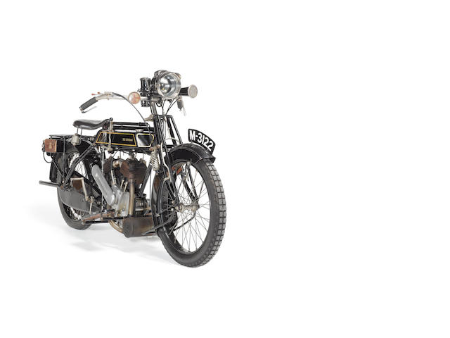1913 Sunbeam 6hp V-Twin