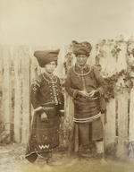 BURMA and KASHMIR  Album including rare images by Felice Beato, 1890-1891