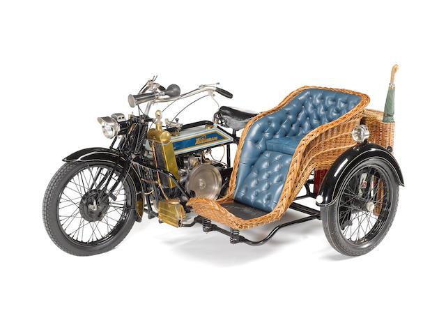 1912 Williamson 8hp Combination
