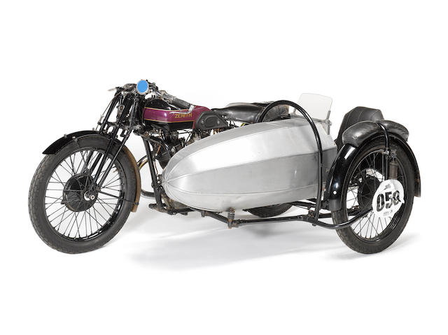 1927 Zenith 8/45hp Combination