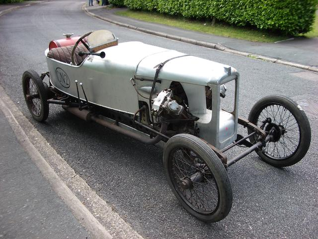 1922 G.N. 'Akela' 1,100cc  200 Mile Race Car  Engine no. 3096