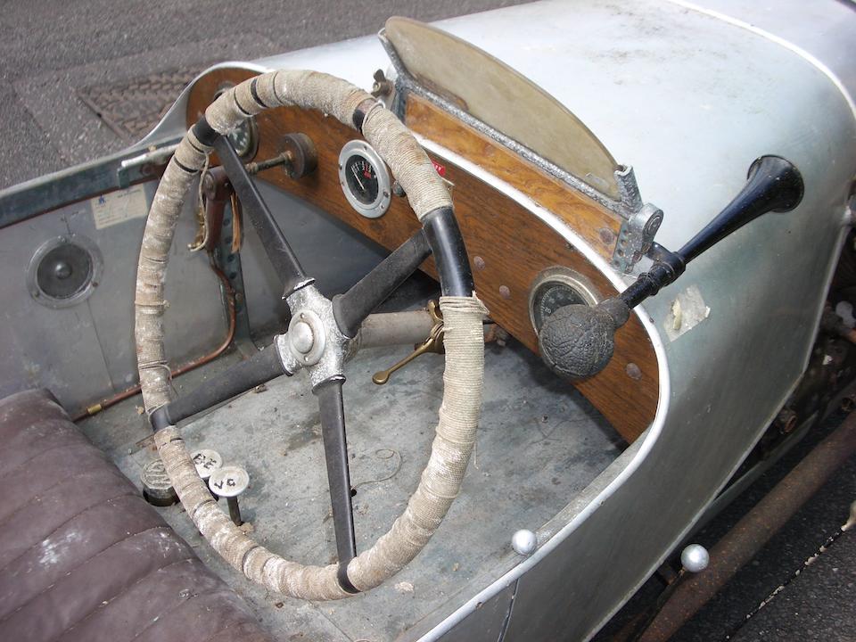 1922 G.N. 'Akela' 1,100cc  200 Mile Race Car  Engine no. 3096