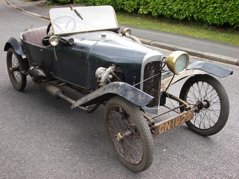 1922 GN 1,086cc Vitesse Two Seater Voiturette  Chassis no. 1724 Engine no. 1724