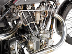 The ex-Roland Martin, Brooklands,1927 Zenith-JAP 8/45hp 'Championship' Motorcycle Combination