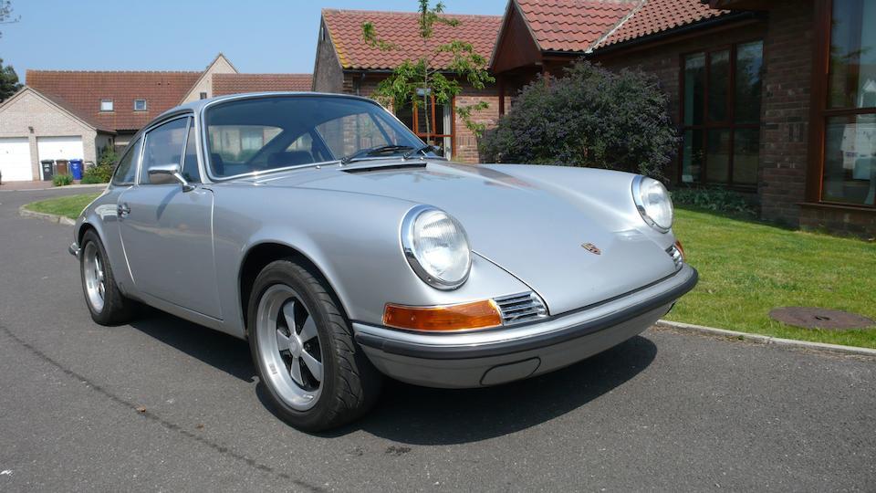 1970 Porsche 911T 2.2-Litre Coupé  Chassis no. 9110123564 Engine no. 6109262