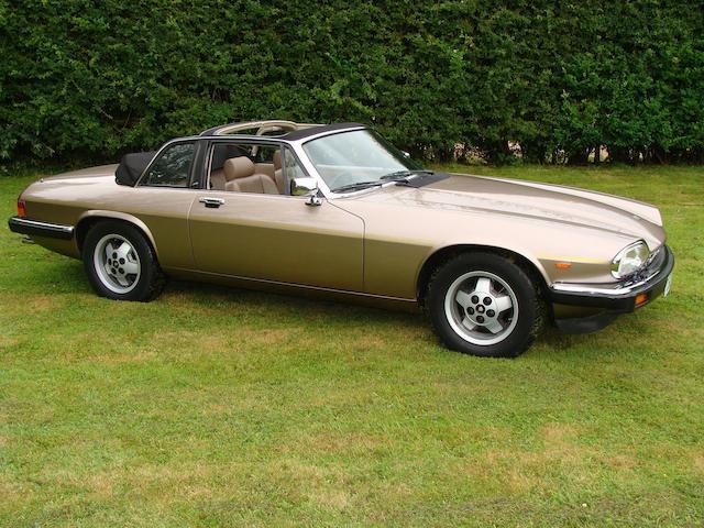 1986 Jaguar XJS 3.6 Cabrio,