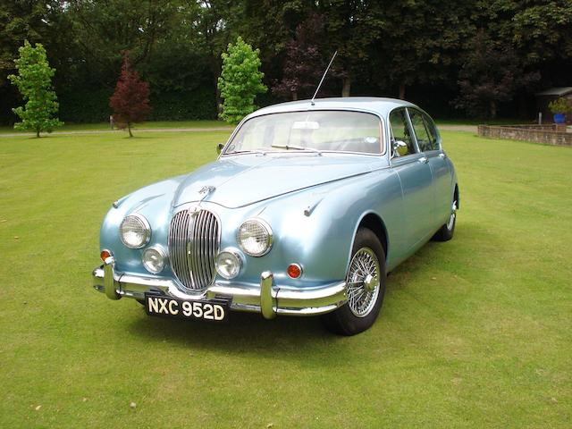 1965 Jaguar Mk2 3.8-Litre Saloon  Chassis no. P234895DN Engine no. LE3365-8