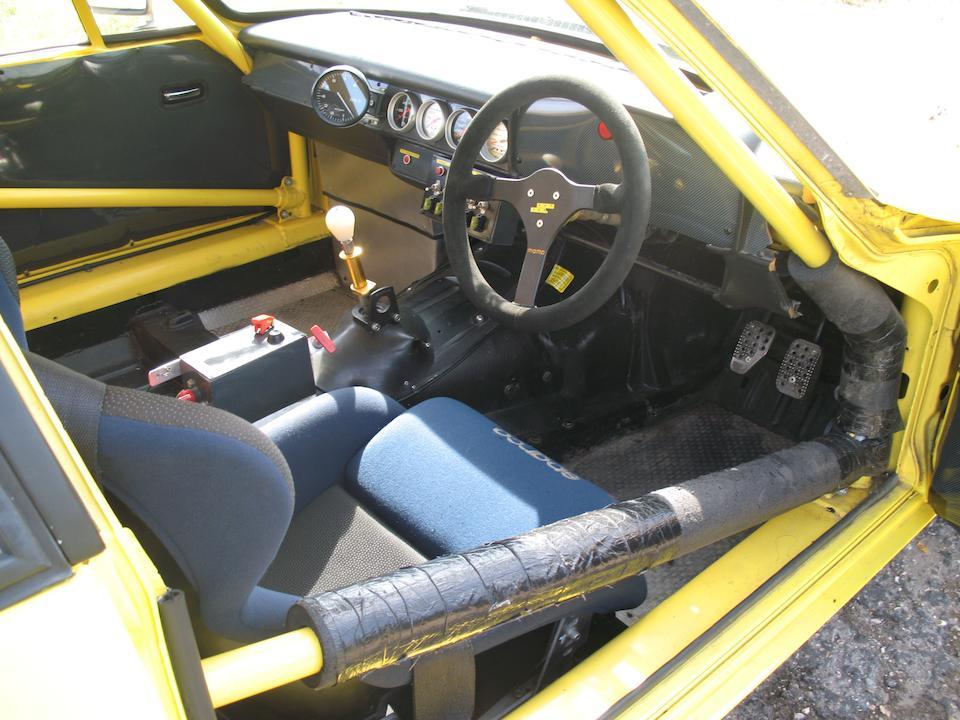 1988 Jaguar XJ-S 6.0-Litre V12 Competition Coupé  Chassis no. SAJJNAEW3BA147395