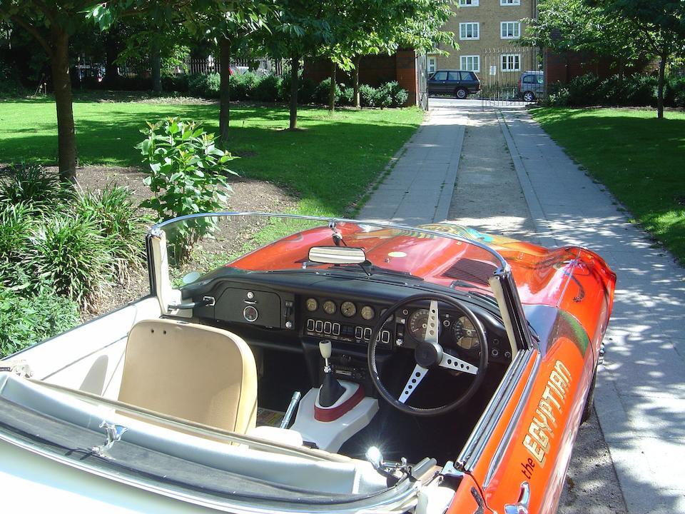1971 Jaguar E-Type Series III V12 Roadster  Chassis no. 151026 Engine no. 7S41835A