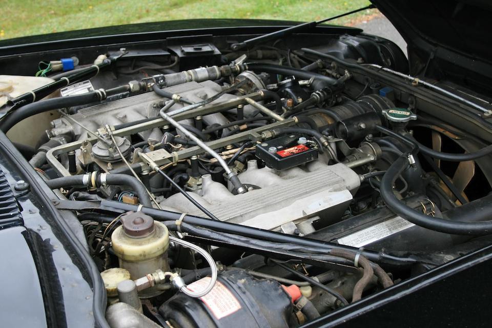 1985 Jaguar XJ-S HE 7.0-Litre Lister Cabriolet  Chassis no. NACW3CC125105