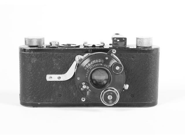 Leica 1(b) Compur camera