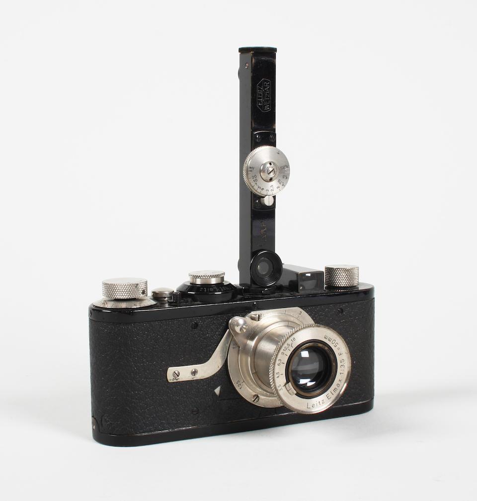 Leica I(A) camera with Elmax lens
