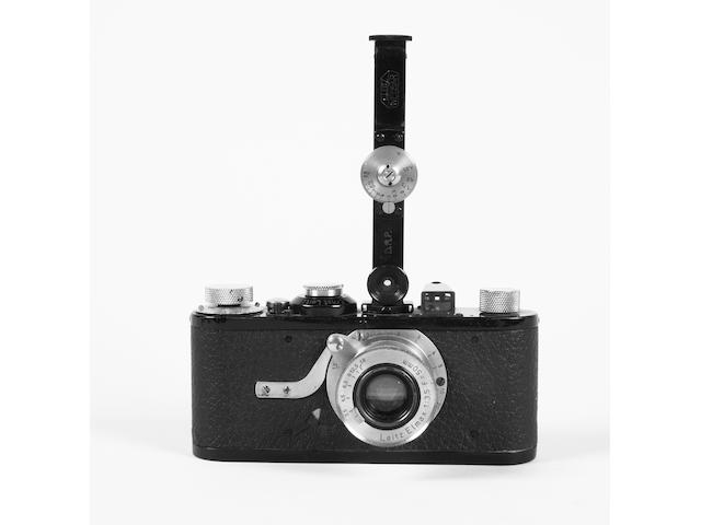 Leica 1(A) camera with Elmax lens