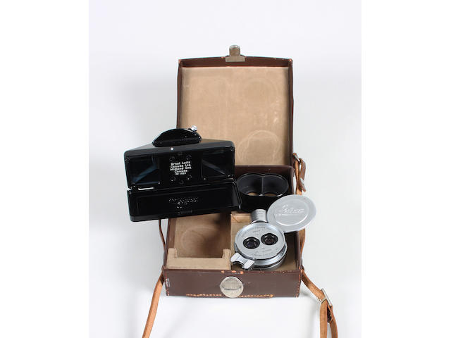 Leitz Stemar stereo lens outfit